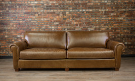 leather sofa lancelot