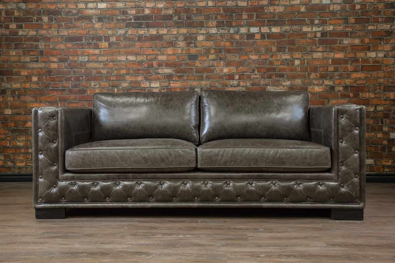 Il Lusso Collection Canada S Boss Leather Sofas And