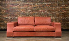 leather sofa roma