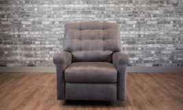 leather recliner Mercury