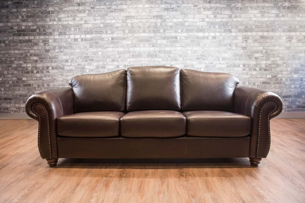 The Utah Leather Sofa Canada S Boss Leather Sofas And