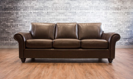 Leather Sofa Bella
