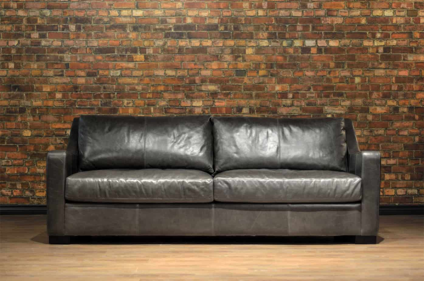 Leather sofa sectional choose color leather size for Leather sectional sofa sale toronto