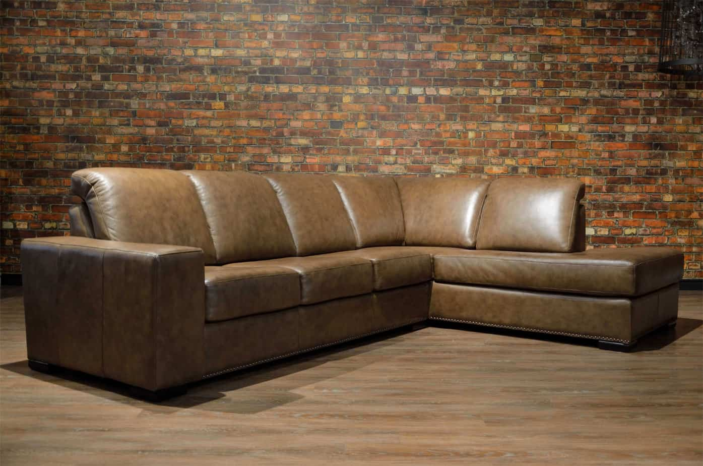 Leather Sofa Amp Sectional Choose Color Leather Amp Size