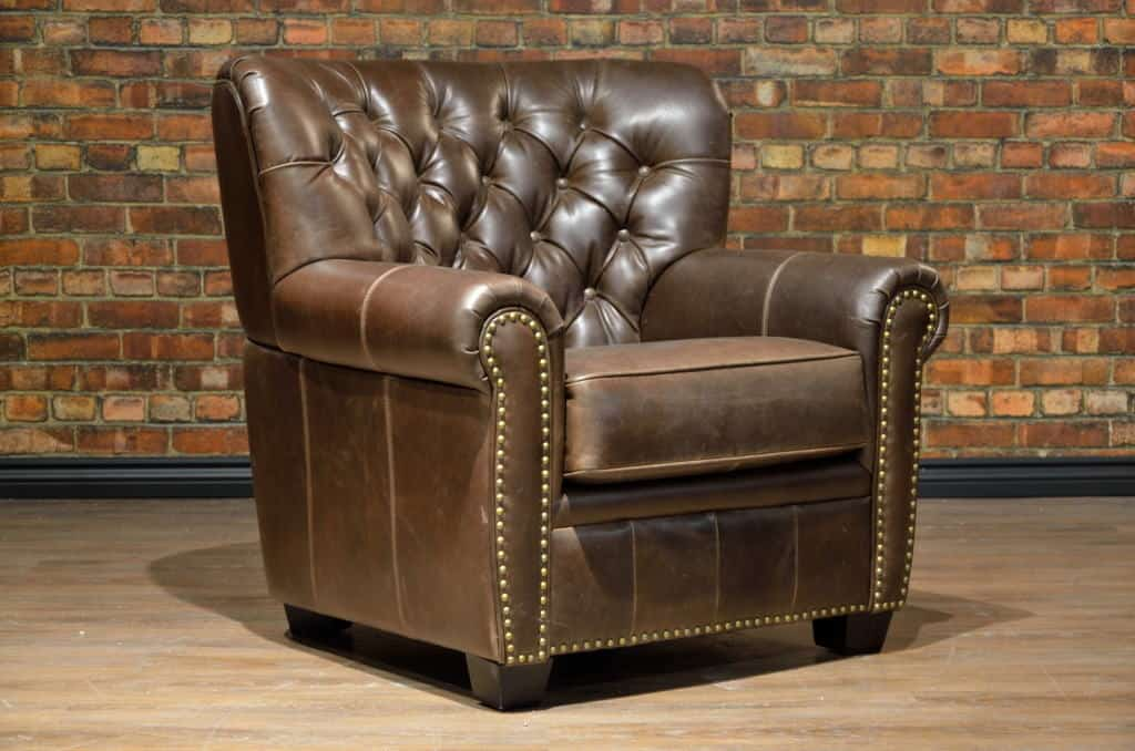 Winston Churchill Chair Canada S Boss Leather Sofas And