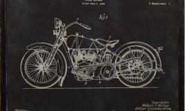 harley patent