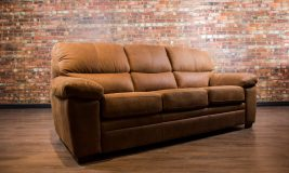 Bunker Leather Sofa
