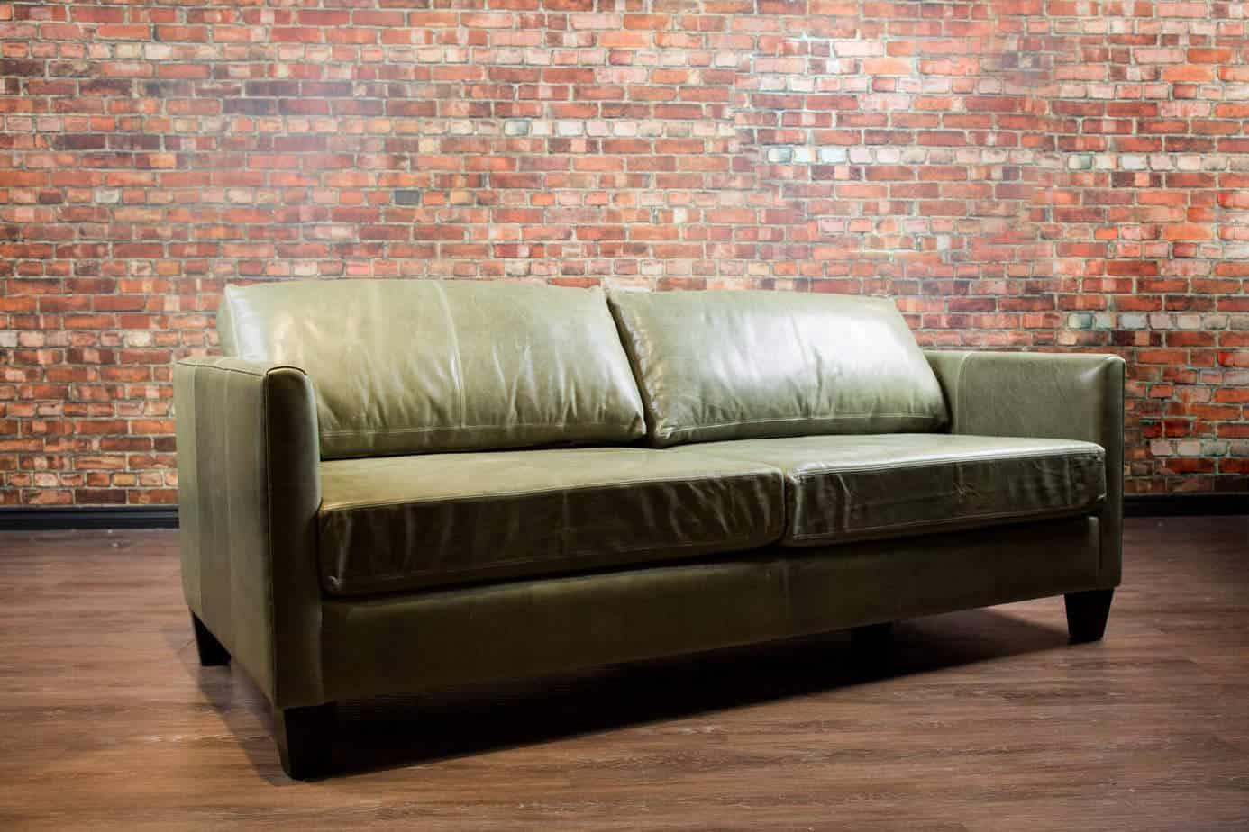 18 top grade leather sofas