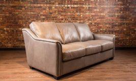 San Antonio Leather Sofa