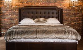 Leather Headboards - Canada's Boss Leather Furniture