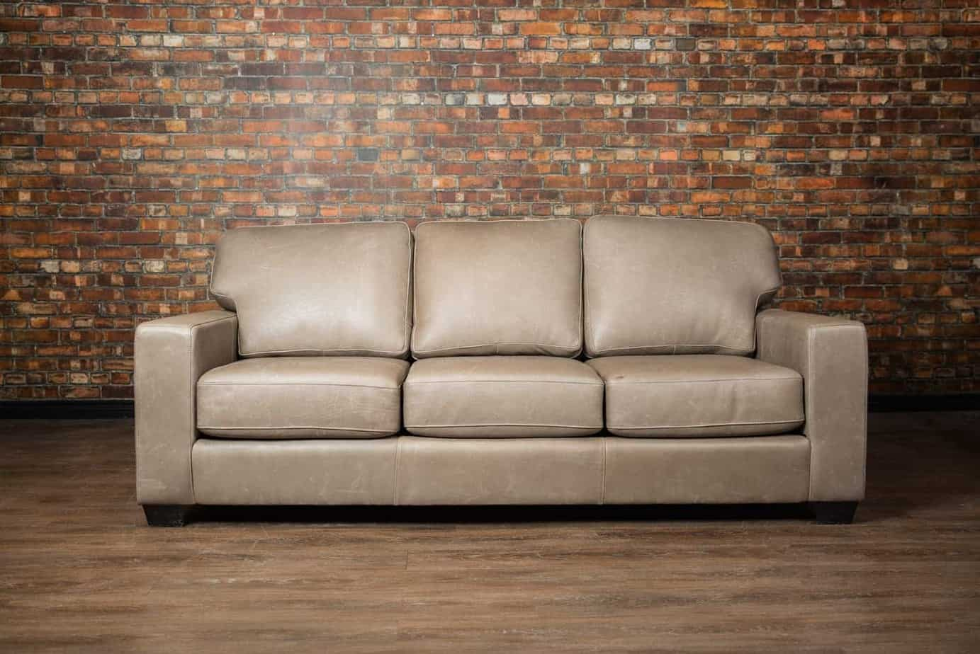 The Mesa Leather Sofa Bed Collection Canada S Boss