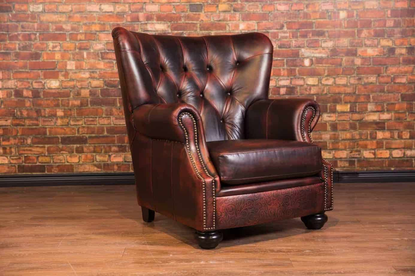 The Aficionado Leather Cigar Chair Collection Canada S