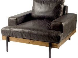 Colburne leather chair
