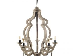 The Ogee Chandelier