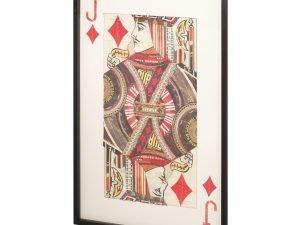 Lrg Jack of Diamonds