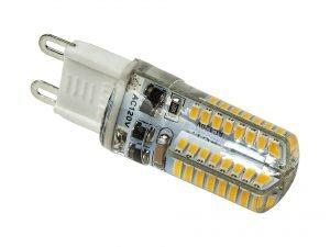 The G9 style LED bulb