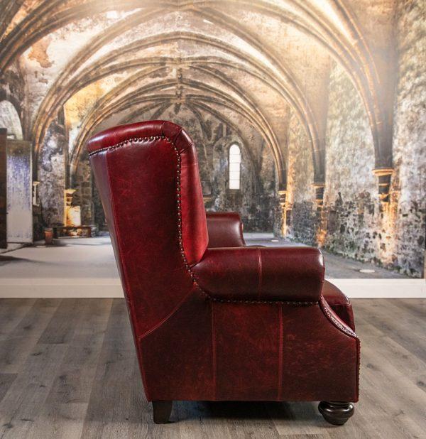 afficionado leather sofas