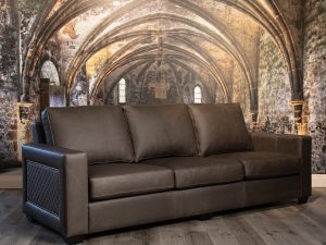 elegante leather sofas