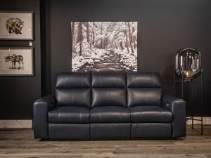 Norton leather Sofas