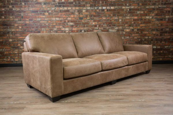 leather sofa deep seat maxwell