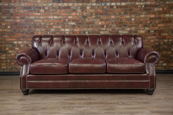 leather sofa Royalty collection