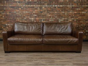 Leather sofas Loft