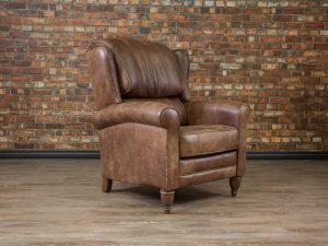 leather chairs prince Jameson chair