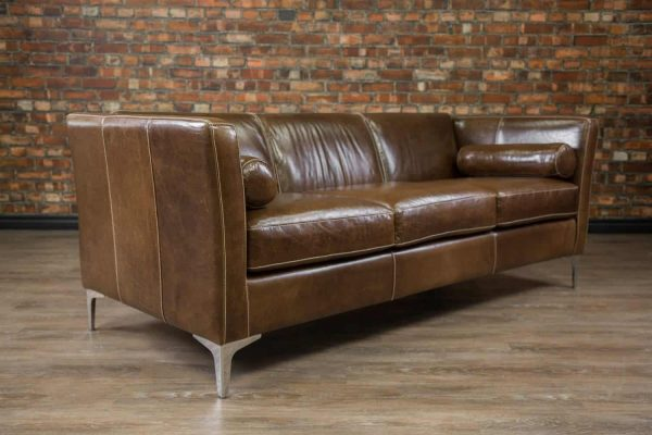 leather sofa sciena