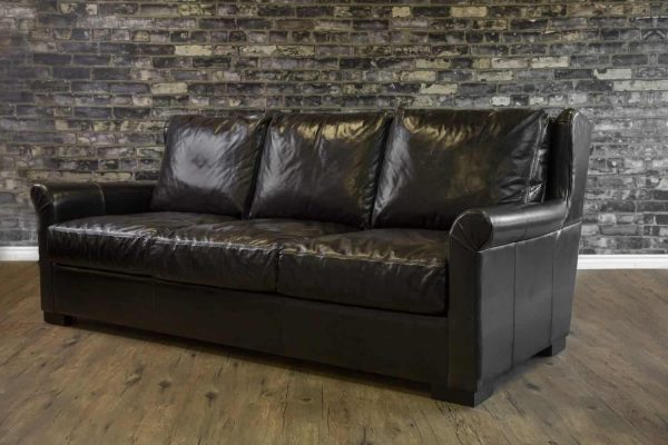 leather sofa duke edward
