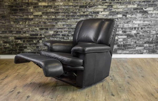 denmark leather recliner 2