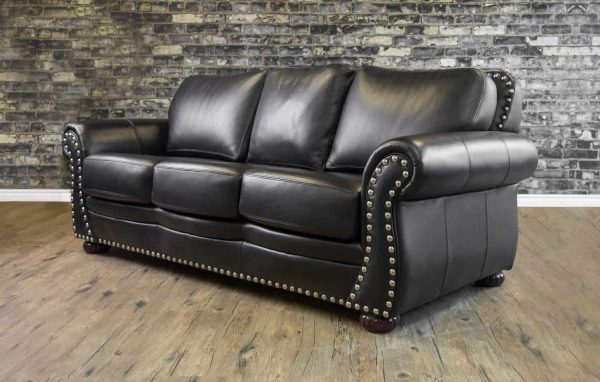 leather sofa rivier 2