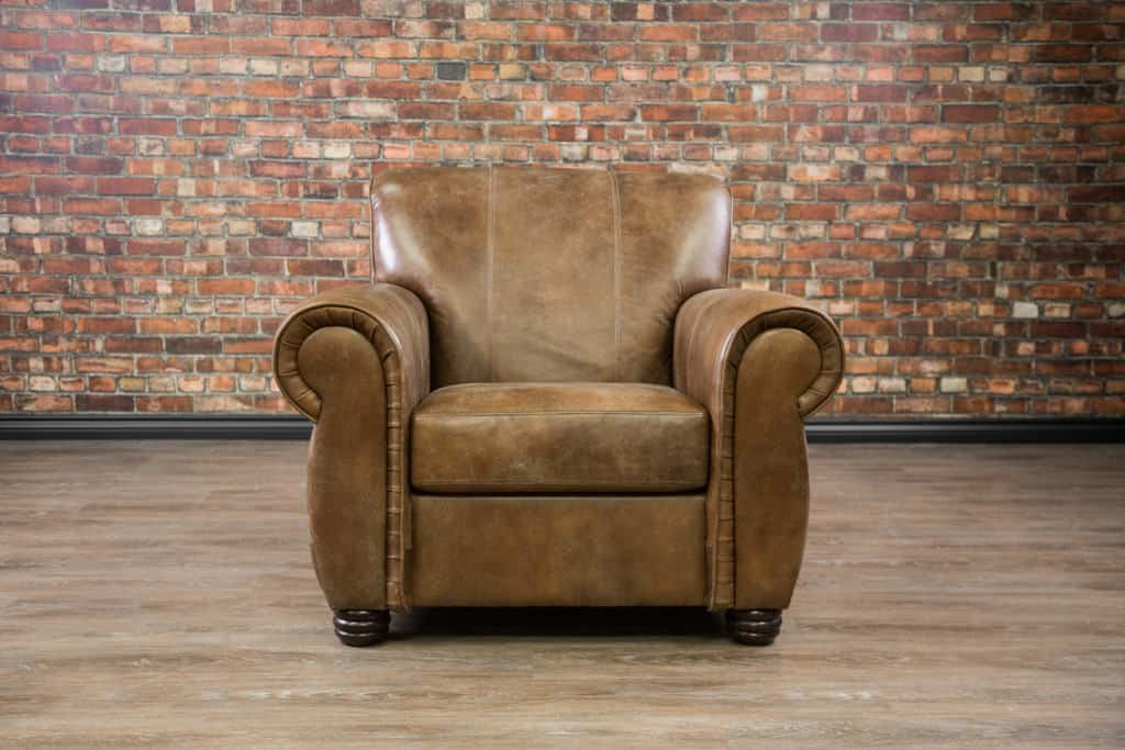 The Canyon Leather Chair Collection Canada S Boss
