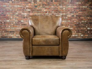 Leather Chair Canyon Chair