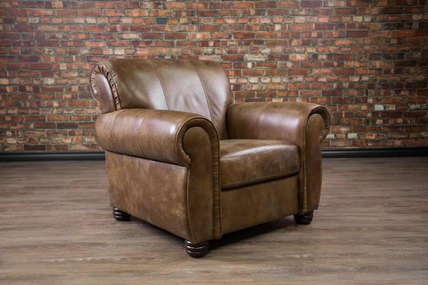 leather chairs Canyon Chair