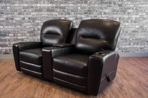 leather reclining cinema seats