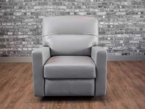 leather recliner venus