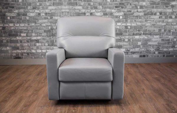 leather recliner venus