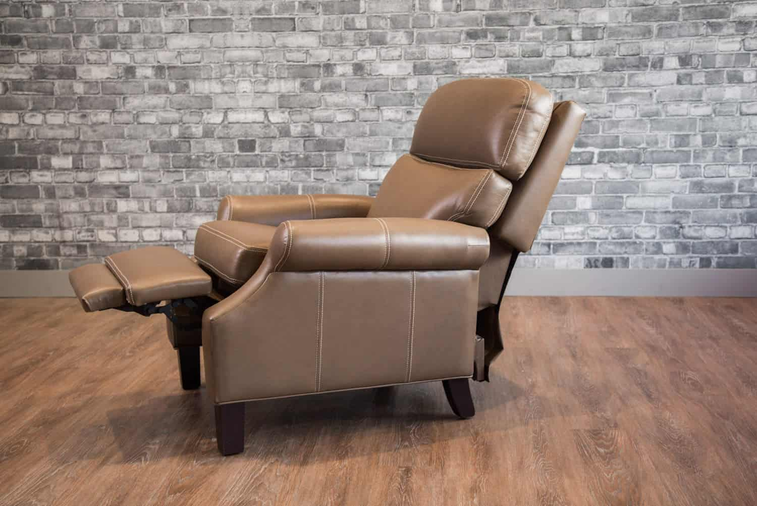 The Martin Recliner Leather Chair Collection Canada S