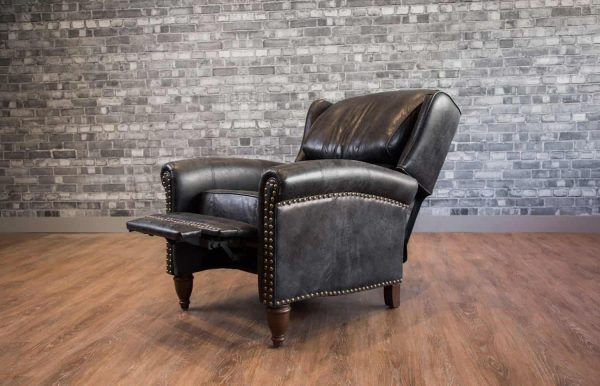 leather recliner jameson