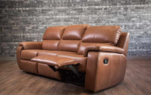 leather recliner lazio sofa