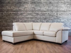 leather sectional canadiana