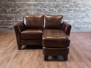 leather loveseats metro