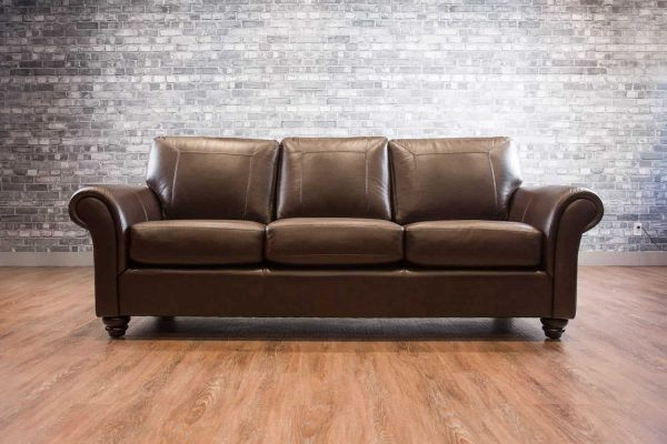 Leather Sofa Bella