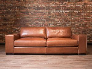 leather sofa iroquois