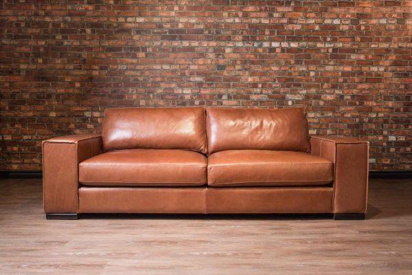 leather sofa iroquois