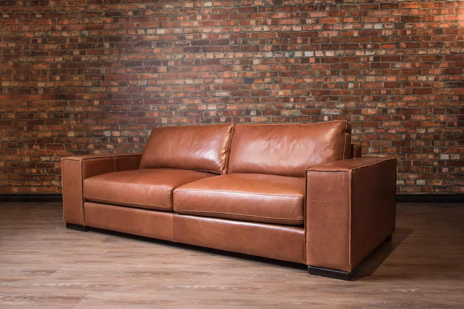 The Iroquois Leather Sofa Canada S Boss Leather Sofas