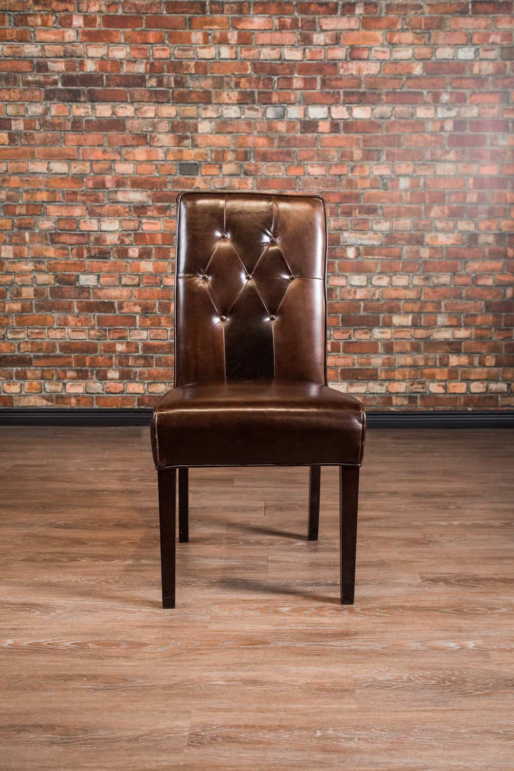 Sensational Tufted Dining Chair Creativecarmelina Interior Chair Design Creativecarmelinacom