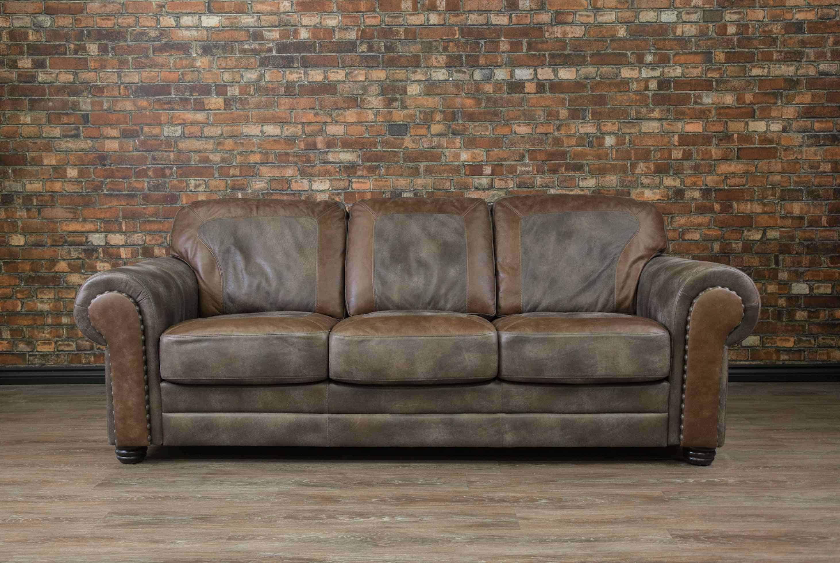 The Old West Leather Sofa Canada S Boss Leather Sofas