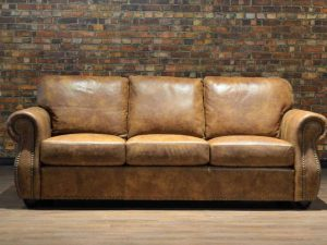 Hoss leather Sofa