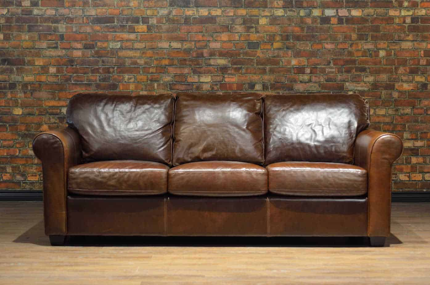 The Duke Leather Sofa | Canada's Boss Leather Sofas and ...